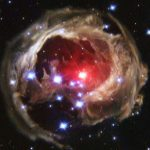 V838 Monocerotis light echo